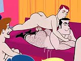orgia gay en videos sexo cartoon
