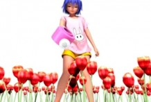 Chupando un poco de polla Hentai 3D anime