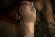 Vampiros Follando Hentai 3D
