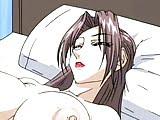 Hentai mujer caliente soñando