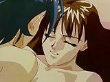 Hentai Yuri follando duro anal